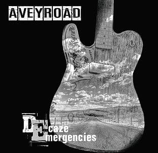 Pochette de l'album decaze emergencies de Aveyroad