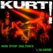 Pochette de l'album L'Algérie de KURT137 !