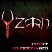 Pochette de l'album First Bloodshed de YZARN