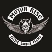 Pochette de l'album Faster Louder Faster de Motor Rise