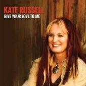 Pochette de l'album Give your love to me de Kate Russell