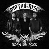 Pochette de l'album Born To Rock de Motor Rise