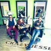 Pochette de l'album Autour de Nous de Crazy Jesse