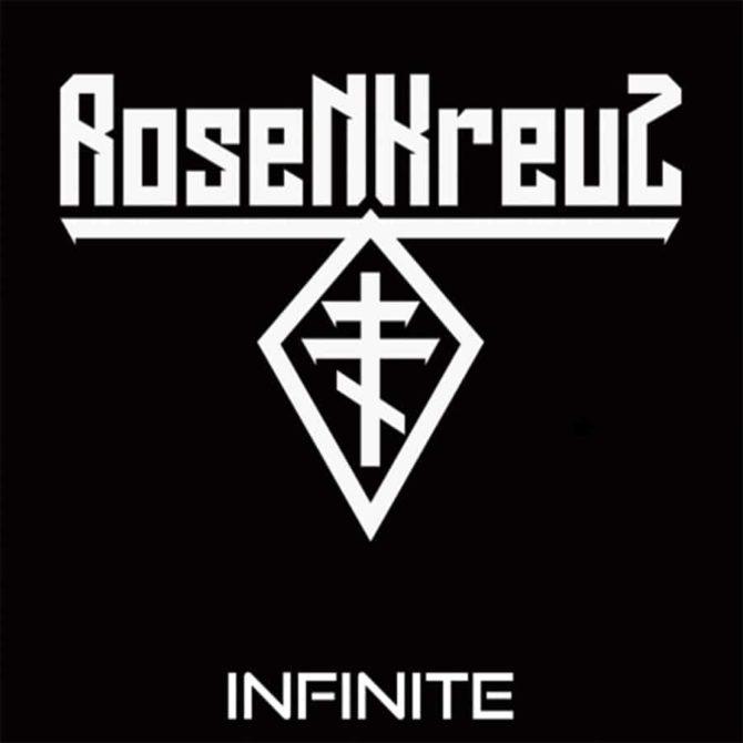 Pochette de l'album Infinite de Rosenkreuz