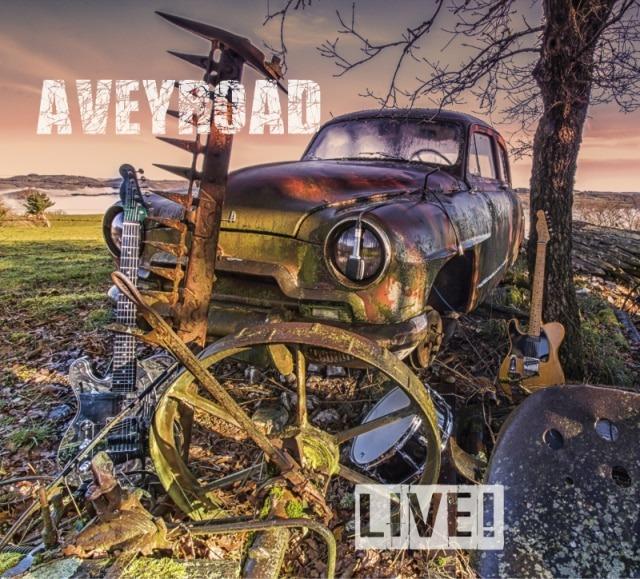 Pochette de l'album LIVE ! de Aveyroad