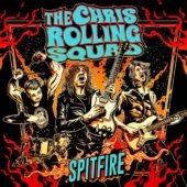 Pochette de l'album Spitfire de The Chris Rolling Squad