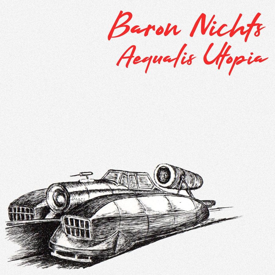 Pochette de l'album Aequalis Utopia de Baron Nichts