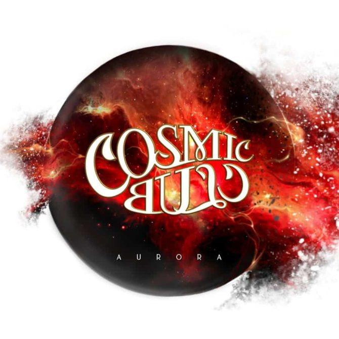 Pochette de l'album Aurora de Cosmic Club