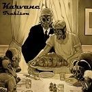 Pochette de l'album Trahison de Karvane