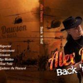 Pochette de l'album Back'n Roll de Alex Dawson