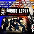 Image Podcast – Denis Charmot Live Shoot du 25 mars 2021