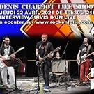 Image Podcast – Denis Charmot Live Shoot du 22 avril 2021