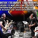 Image Podcast – Denis Charmot live Shoot du 13 mai 2021