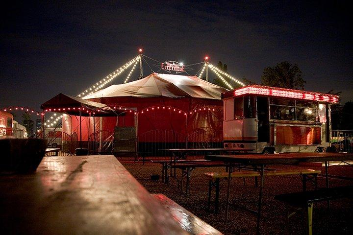 Photo de la salle Le Cirque Electrique