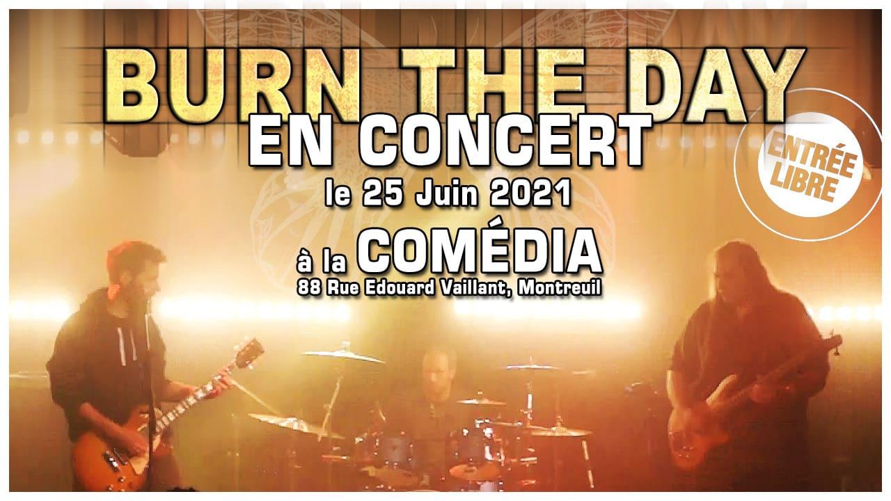 Image de Burn The Day