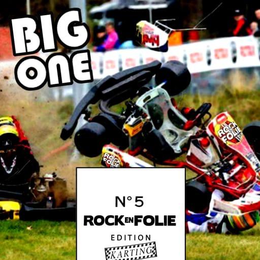 Image Podcast – Big One dans la n°5 du 15 Juillet 2021